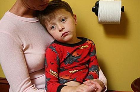 Những điều cần biết khi trẻ bị rối loạn tiêu hóa