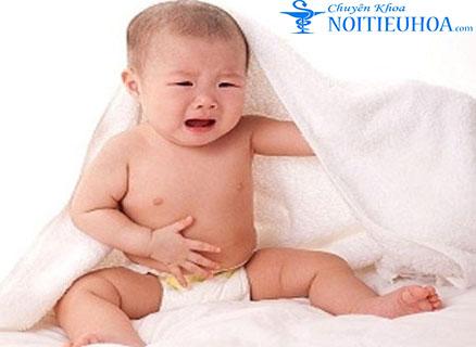 Dấu hiệu tiêu chảy ở trẻ sơ sinh