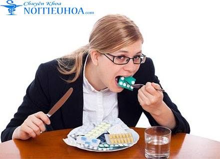 bệnh rối loạn tiêu hóa