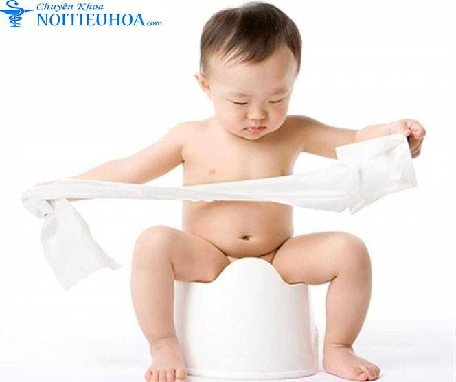 Hiện tượng rối loạn tiêu hóa ở trẻ