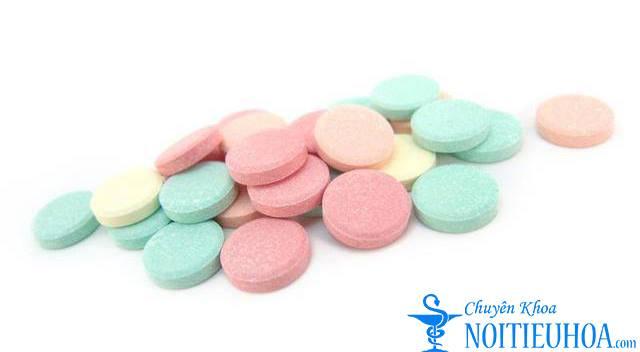 Thuốc trị rối loạn tiêu hóa