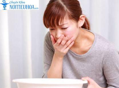 Triệu chứng rối loạn tiêu hóa